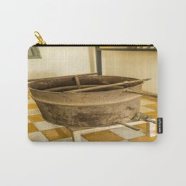 S21 Water Torture Barrel - Khmer Rouge, Cambodia Carry-All Pouch