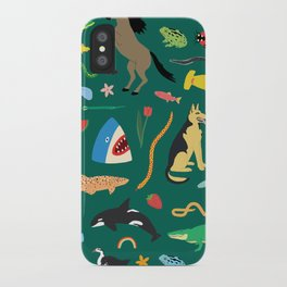Lawn Party iPhone Case