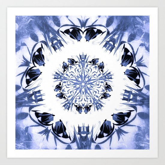 DHEITHIE II Art Print