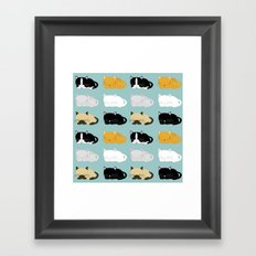 Cats! Framed Art Print