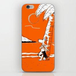 Aloha! iPhone Skin