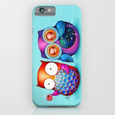 Night and Day Owls Slim Case iPhone 6