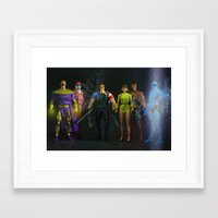 "watchmen Framed Art Prints featuring ""WATCHMEN"" by TJAguilar Photos"