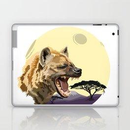 African Hyena Laptop & iPad Skin