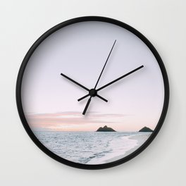 LANI KAI SORBET Wall Clock