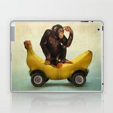 Chimp my Ride Laptop & iPad Skin