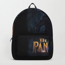 T'Challa , The Black Panther Backpack