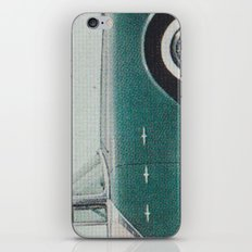 Pontiac iPhone & iPod Skin