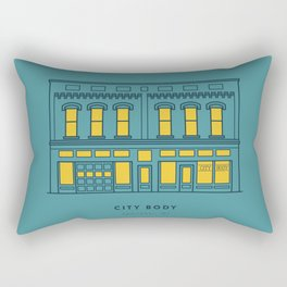 City Body Rectangular Pillow