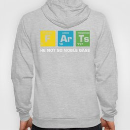 The Not So Noble Gases ... Hoody