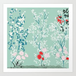 Margeaux Art Print