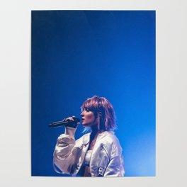 Halsey 30 Poster