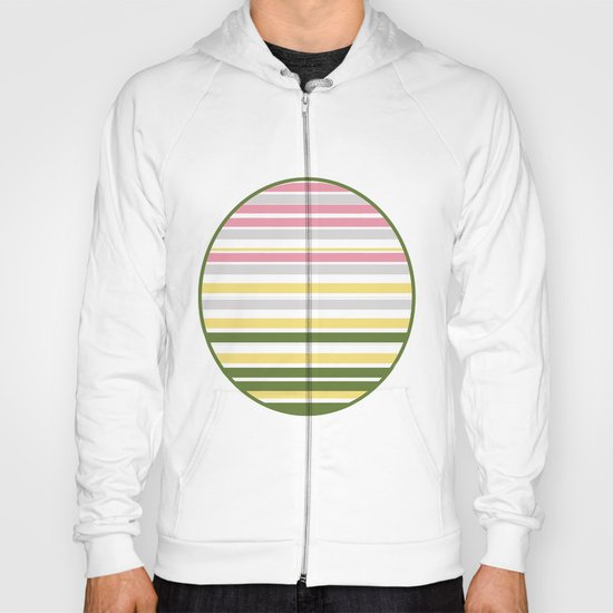 Calm Layers of Pastels Hoody