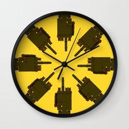Nice future Wall Clock