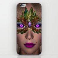 shiba iPhone & iPod Skins featuring Shiba Eyes by Brian Raggatt