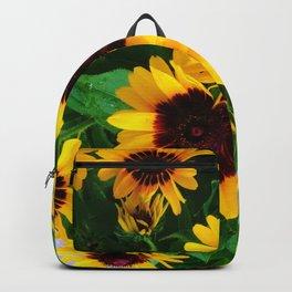 Black Eyed Susans Backpack