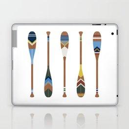 Painted Oars Laptop & iPad Skin