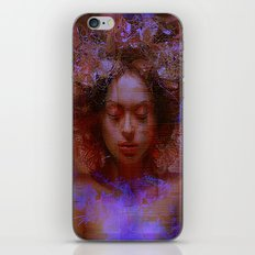 Guard of the dreams iPhone Skin