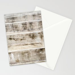 Cement Stripes Stationery Cards