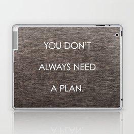 Plan Laptop & iPad Skin