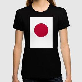 Flag of Japan - Japanese Flag T-shirt