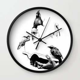 Lenore Wall Clock