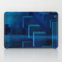 scott pilgrim iPad Cases featuring Scott by Kunstbehang / Edwin van Munster