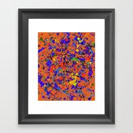 Abstract #912 Framed Art Print
