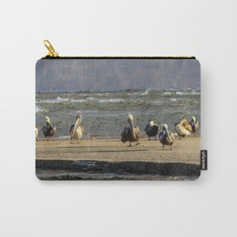 Mystic Magic Pelicans Carry-All Pouch