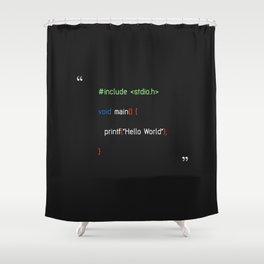 How I Do When I Program Shower Curtain