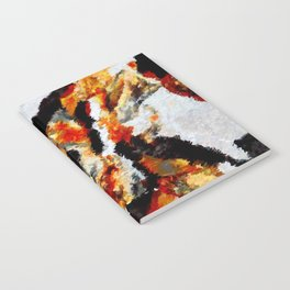 Stonescape Abstract Notebook