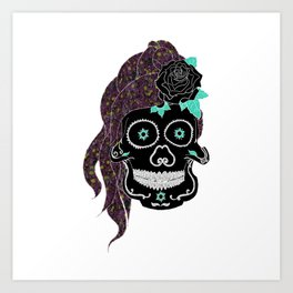 If looks could kill; you'd be a murderer Art Print