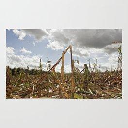 CORN FIELD - Autumn Rug