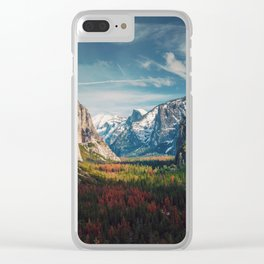 Where The Wild Things Be Clear iPhone Case