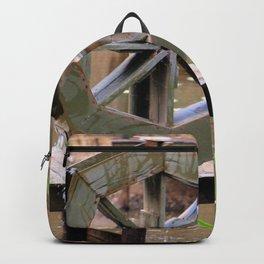 Water Wheel Backpack