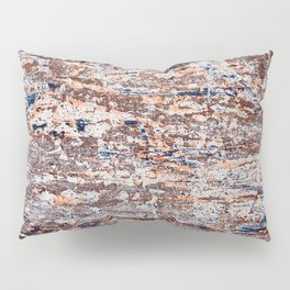Old Boat Blue Pillow Sham