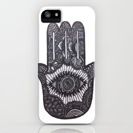 KHamsa 5 iPhone Case