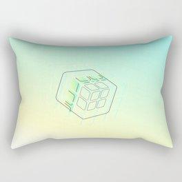 Cubism Rectangular Pillow