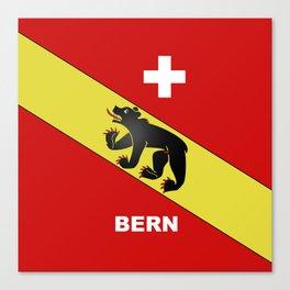 Bern City Of Switzerland Canvas Print