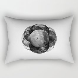 moons Rectangular Pillow
