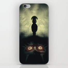 Ben Drowned/You Shouldn't Have Done That iPhone Skin