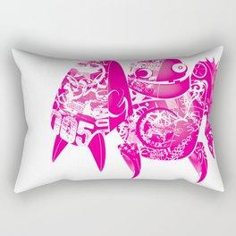 minima - slowbot 005 Rectangular Pillow