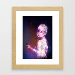 To Be Healed Framed Art Print