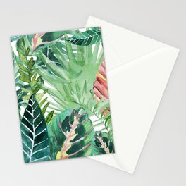 Havana jungle Stationery Cards