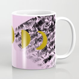 Of mountains & moons - lavender Coffee Mug