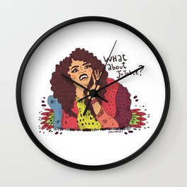What about Jujubee? Wall Clock