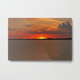 When All is Done Metal Print