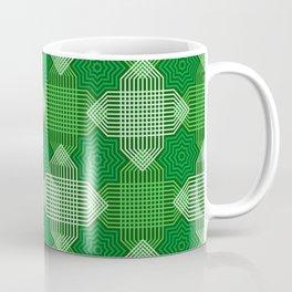 Op Art 67 Coffee Mug
