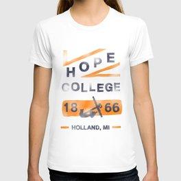 Hope College T-shirt