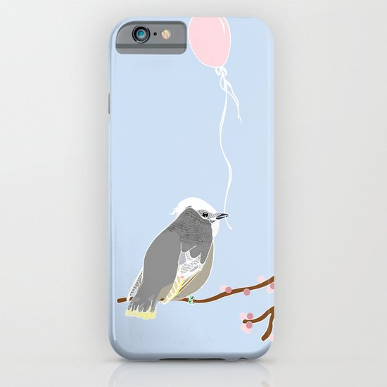 The birthday bird iPhone & iPod Case